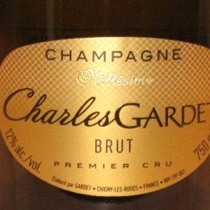 Charles Gardet Vintage1