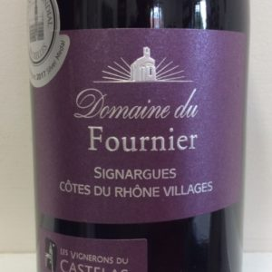 Domaine Fournier Rouge