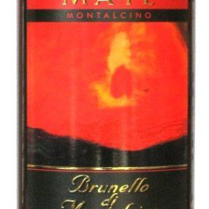 Mate Brunello di Montalcino