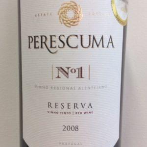 Perescuma No1 Reserva