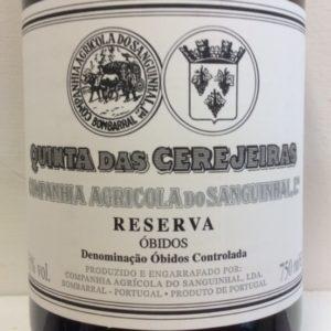 Quinta de Cerejeiras Chardonnay