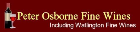 Quality wines from Peter Osborne Fine Wines