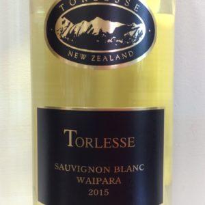 2015 Torlesse Waipara Sauvignon Blanc