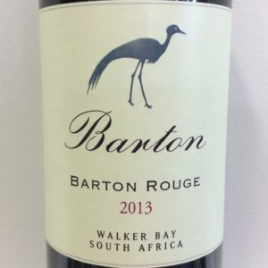 2013 Barton Rouge