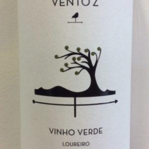 2015/16 Vento'z Loureiro, Vinho Verde
