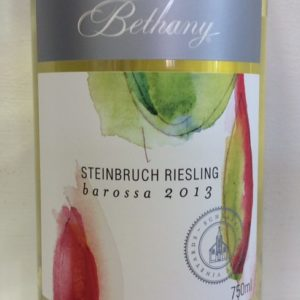 2013 Bethany Steinbruch Riesling