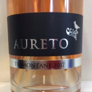 2017 Tramontane Vaucluse Rosé, Cave Aureto