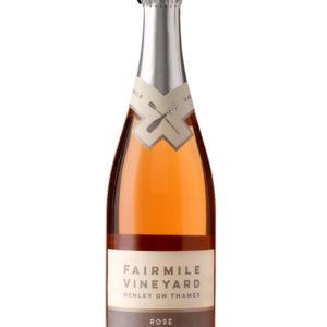 N.V. Fairmile Vineyard Rosé English Quality Sparkling Wine
