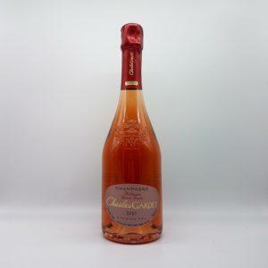 2008 Charles Gardet Rosé Vintage Champagne