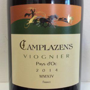 Ch Camplazens Viognier