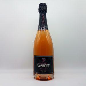 N.V Gardet Brut Rosé Champagne
