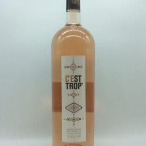 Cest Trop Rosé Magnums